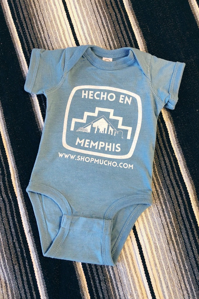 ShopMucho unisex gender neutral baby onesie