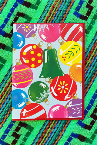 ShopMucho Ornaments Greeting Card