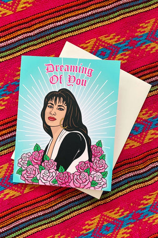 ShopMucho Dreaming of You Greeting Card