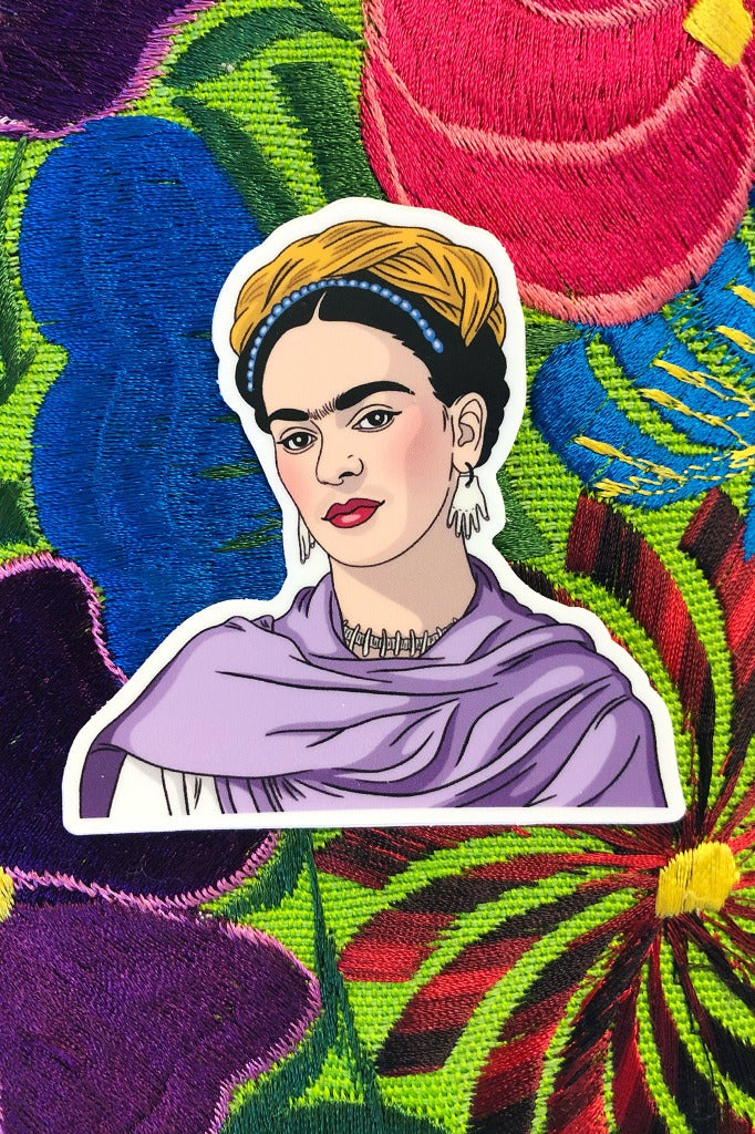 ShopMucho Frida Kahlo Sticker