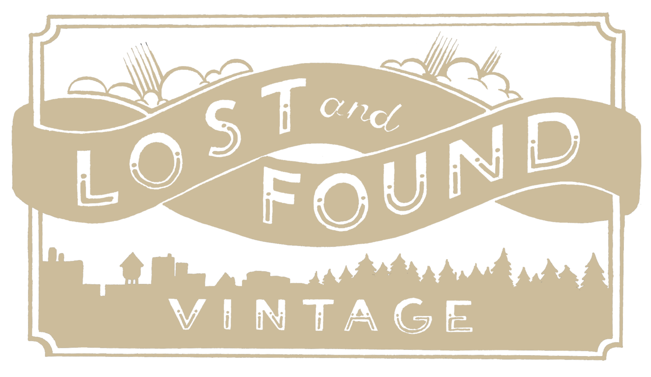 Lost and Found Vintage