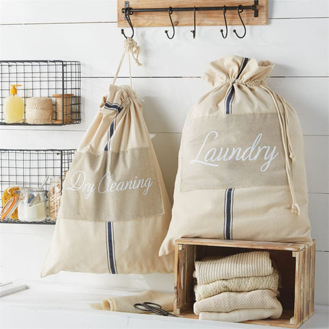 GRAINSACK LAUNDRY BAGS