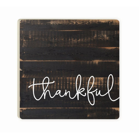 COASTER- THANKFUL