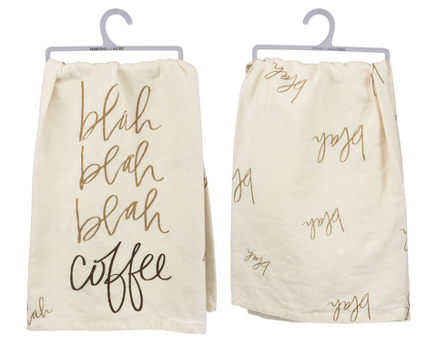 Dish Towel - Coffee