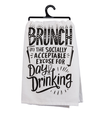 Dish Towel - Day Drinking