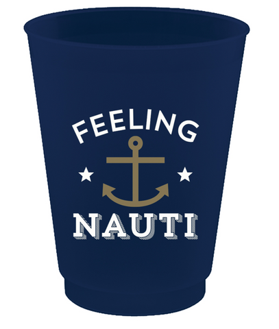 16oz Feeling Nauti Frost Flex Cup S/8