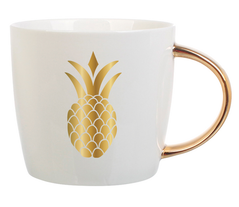 14oz Pineapple Mug