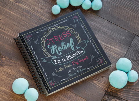 Pinch Me Stress Relief In A Pinch Book