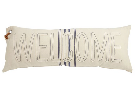 GRAINSACK WELCOME PILLOW