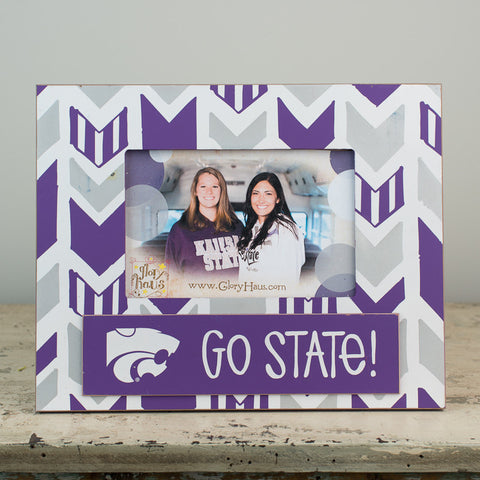 Kansas State Arrow Frame