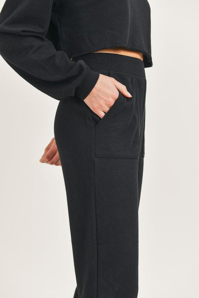 Essential Cuffed Joggers