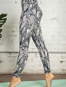 Snake Butter Leggings