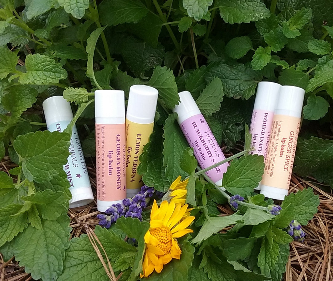 Cocoa Butter Mint Lip Balm