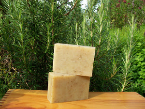Rosemary Lemon Soap