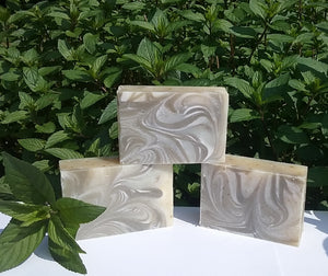 Sea Mint Soap