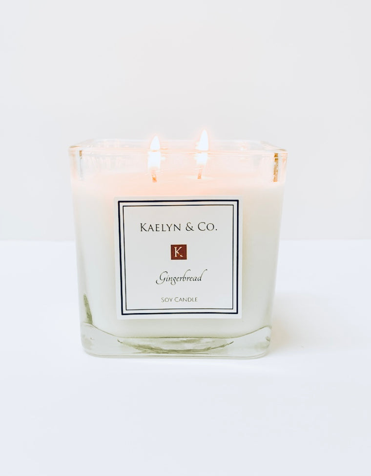 Gingerbread 11oz Soy Candle - Kaelyn & Co.
