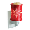 Snowflake Pluggable Warmer - Kaelyn & Co.