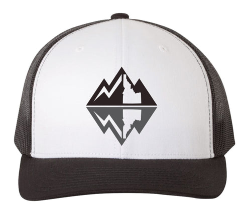 Mountain Reflection Trucker Hat