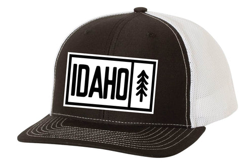 Bold Idaho Trucker Hat