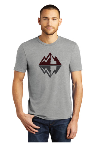 Mountain Reflection Unisex Tee