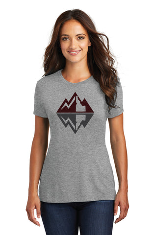 Mountain Reflection Ladies Tee