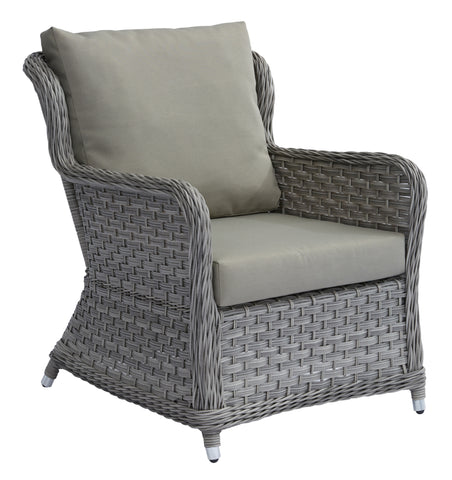 Jacob Single Sofa w/ Sunbrella Cushion