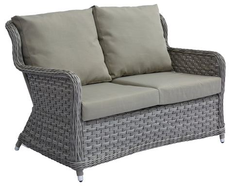 Jacob Double Sofa w/ Sunbrella Cushion
