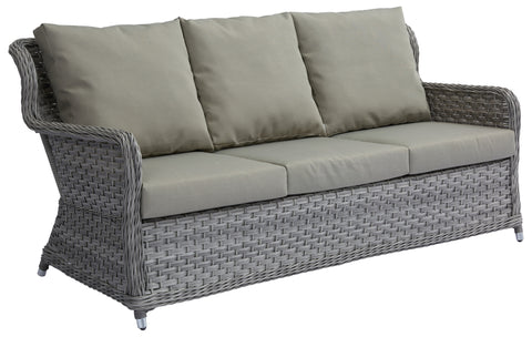 Jacob Triple Sofa w/ Sunbrella Cushion