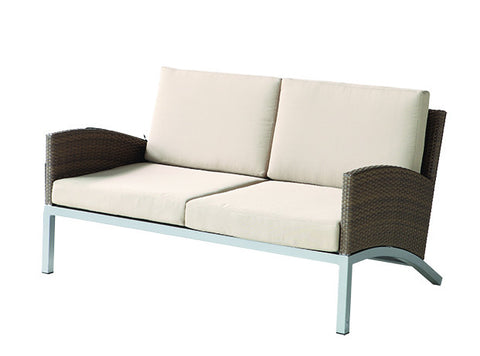 Flow Double Sofa w/ Polyester Cushion