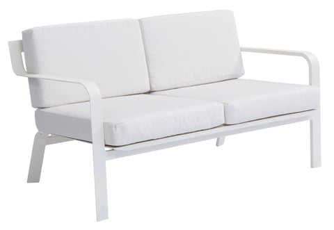 Luka Double Sofa w/ Polyester Cushion
