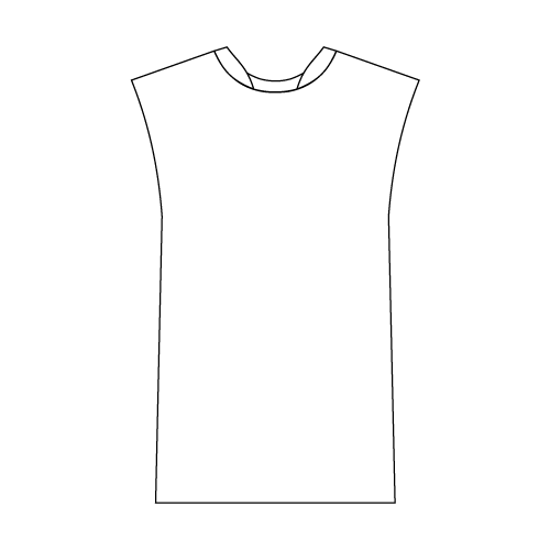 Youth Sleeveless Soccer Crew