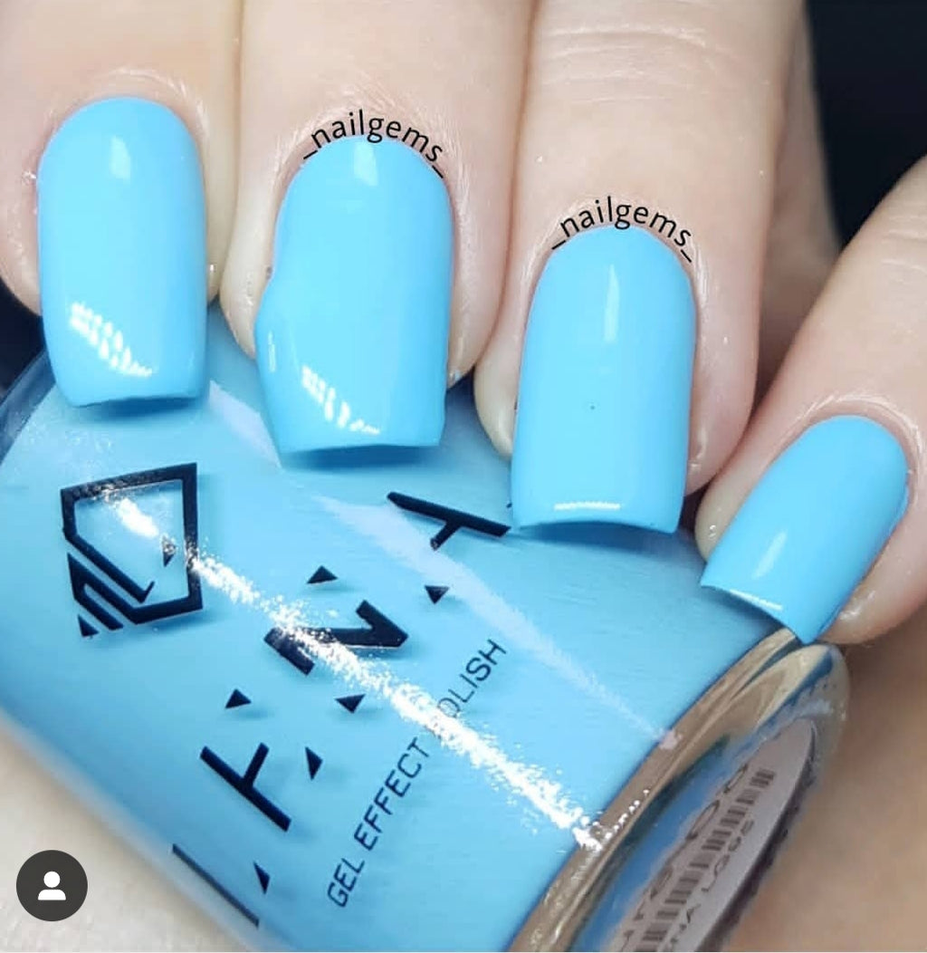 Gel Effect Nail Polish - Azure Do - LG95 by LENA
