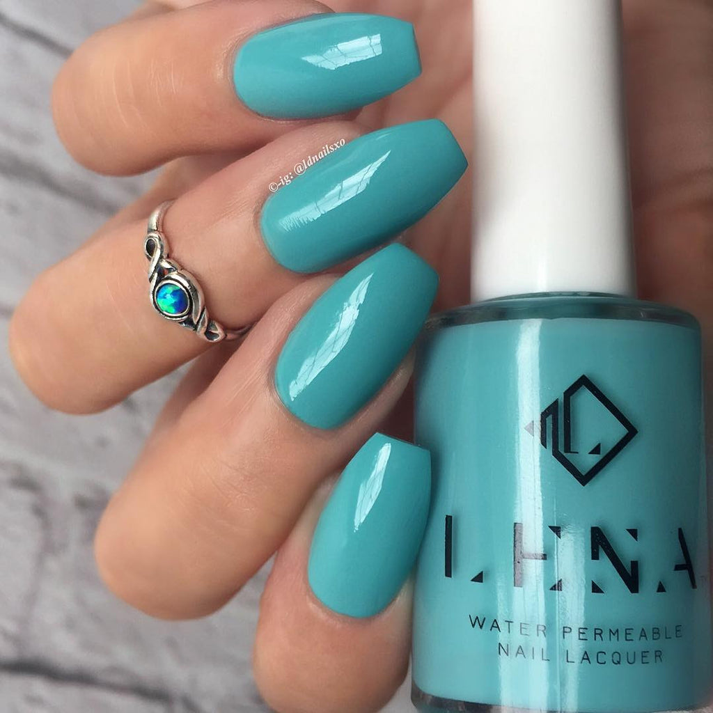 LENA - Breathable Halal Nail Polish - Mocktails & Manicures - LE82