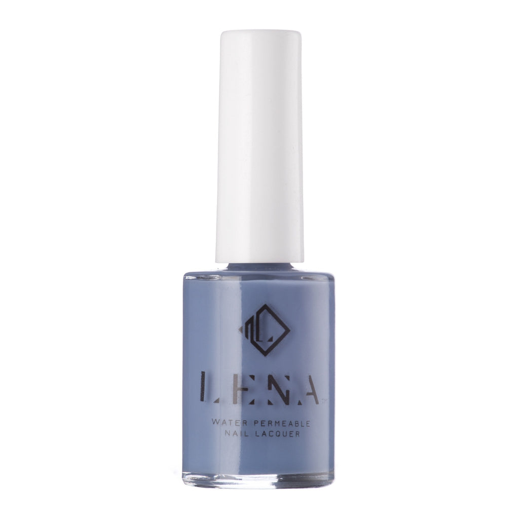LENA - Matte Breathable Nail Polish - Dining In Doha - LE64