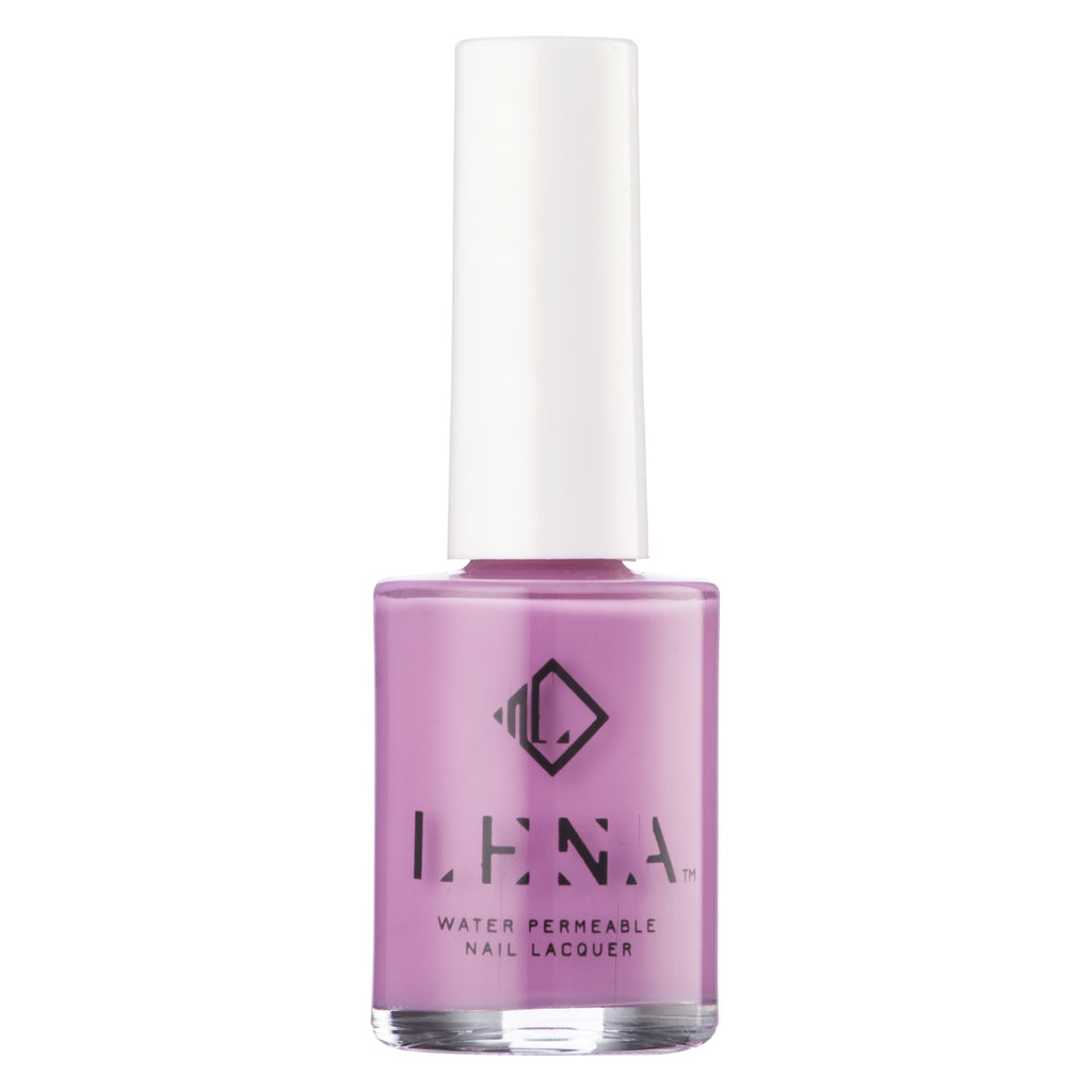 LENA - Breathable Halal Nail Polish - Persian Pink - LE79