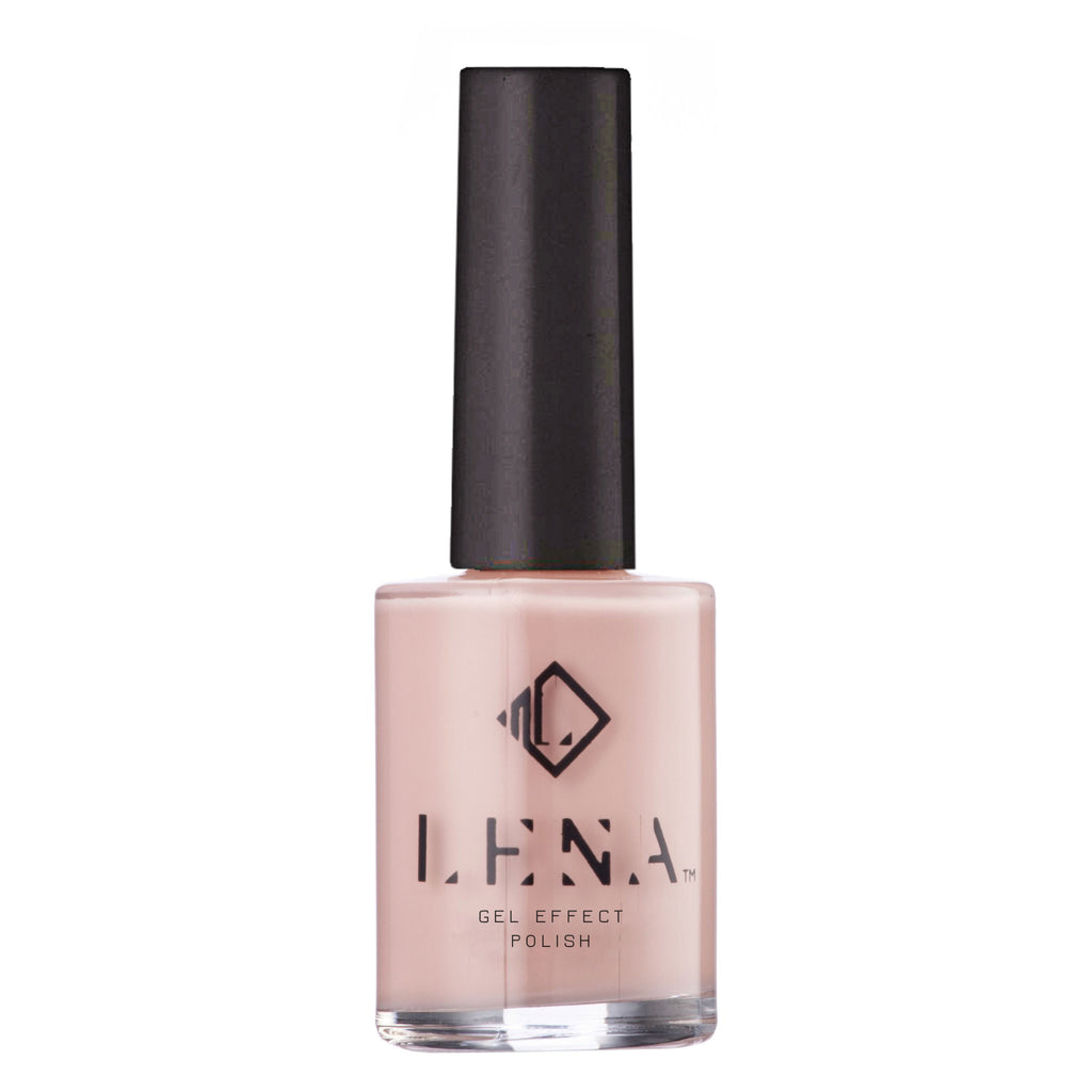Gel Effect Nail Polish - Kaftan Tops & Flip Flops - LG83 by LENA