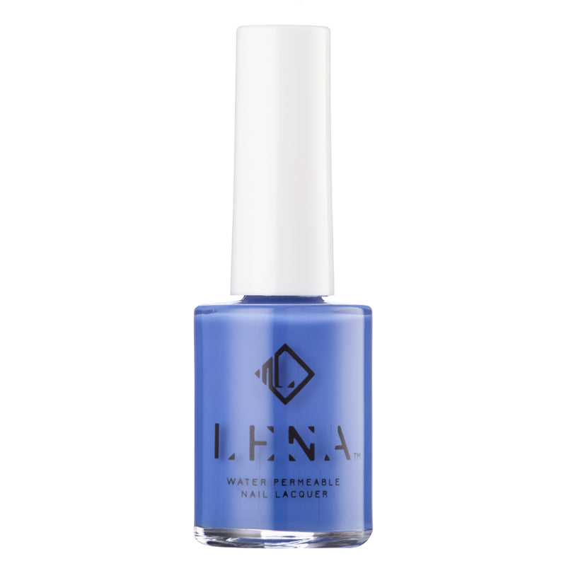 LENA - Breathable Halal Nail Polish - Out Of The Blue - LE93