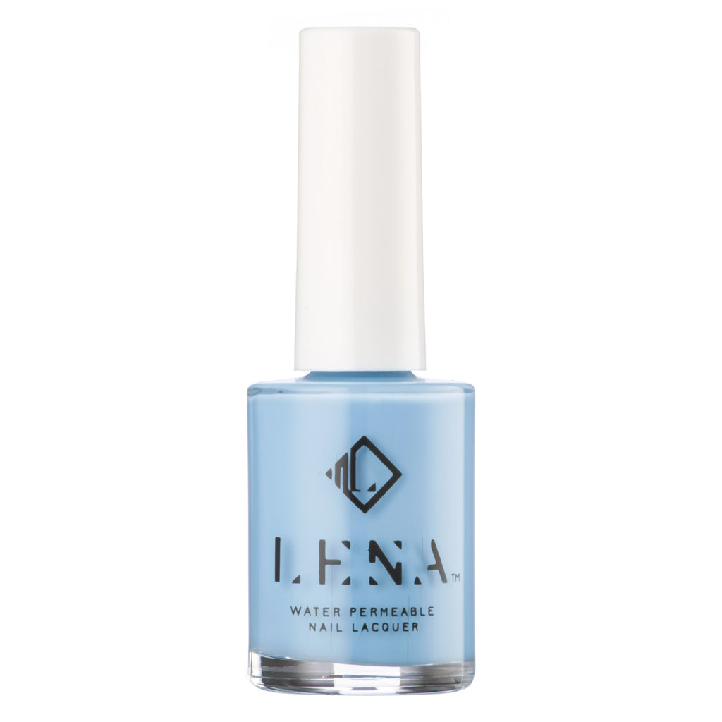 LENA - Breathable Halal Nail Polish - Azure Do - LE95