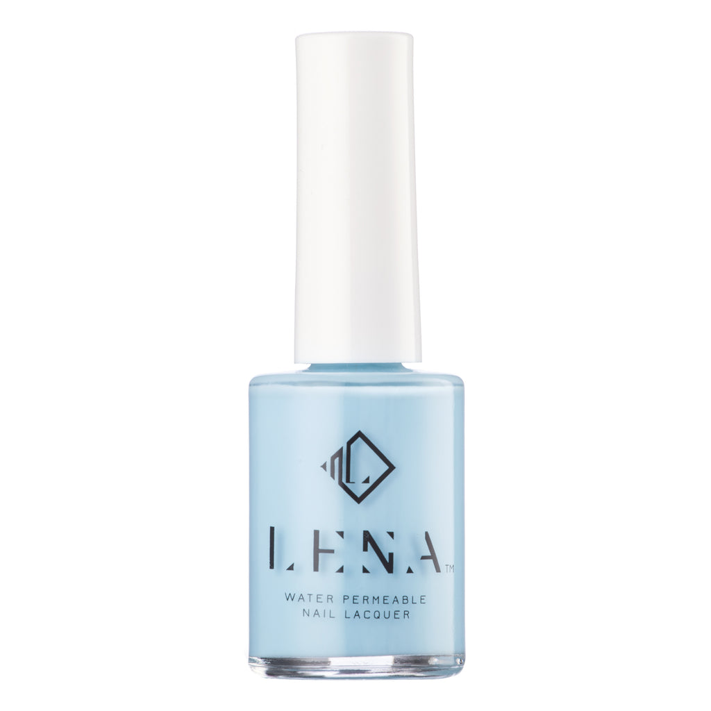 LENA - Breathable Halal Nail Polish - Waterfall - LE96
