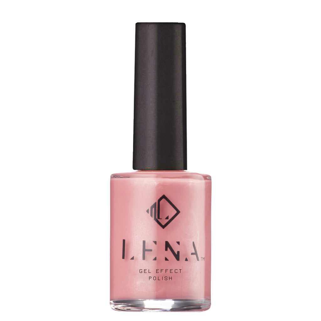 Gel Effect Nail Polish - Bottle of Glamour - LG107 by LENA