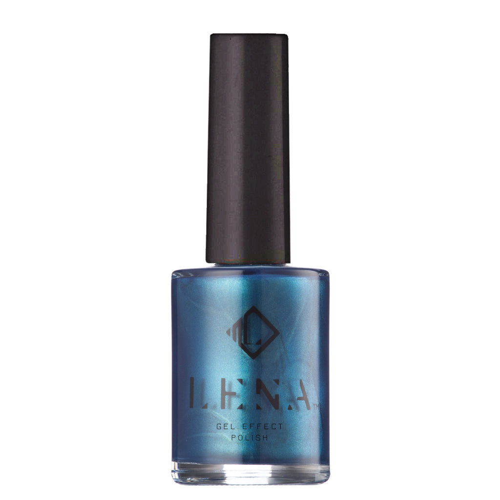 Gel Effect Nail Polish - Toe-tally Teal - LG109 by LENA