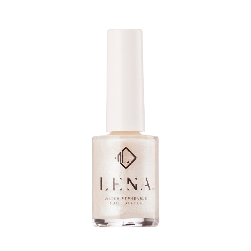Breathable Halal Nail Polish - Pearl-fection - LE113 by LENA