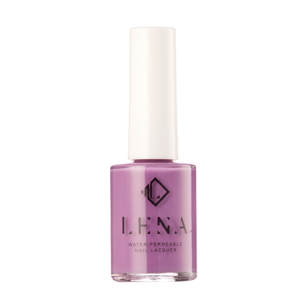 Breathable Halal Nail Polish - Feet-ness Goals - LE117 by LENA