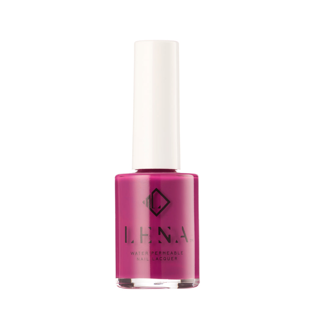 Breathable Halal Nail Polish - Throwback - LE125 by LENA