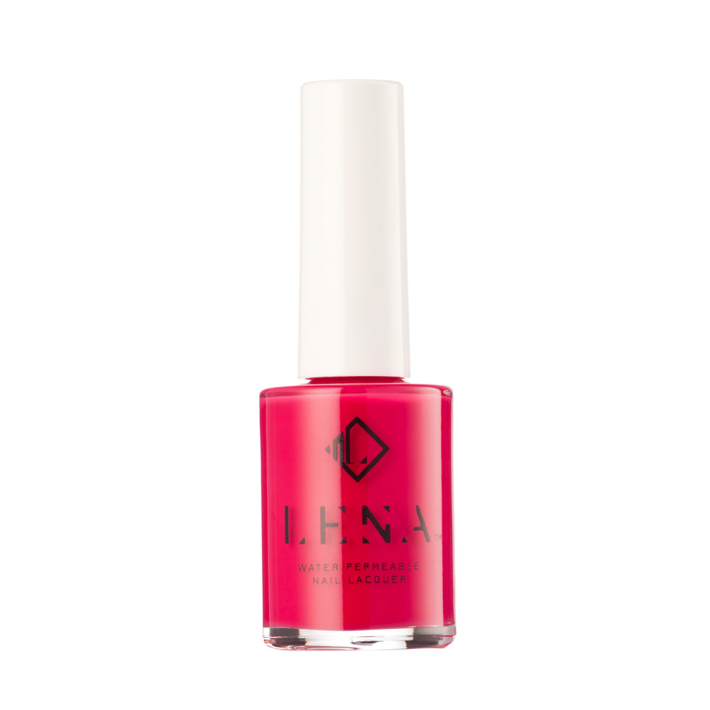Breathable Halal Nail Polish - I Pink...I Nailed It - LE134 by LENA