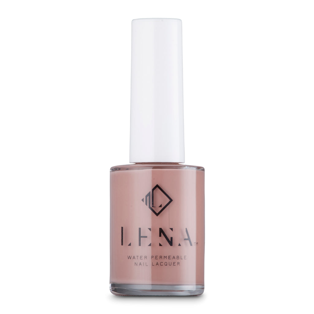 Breathable_Halal_Nail_Polish_Nude_Lips_LE140_LENA