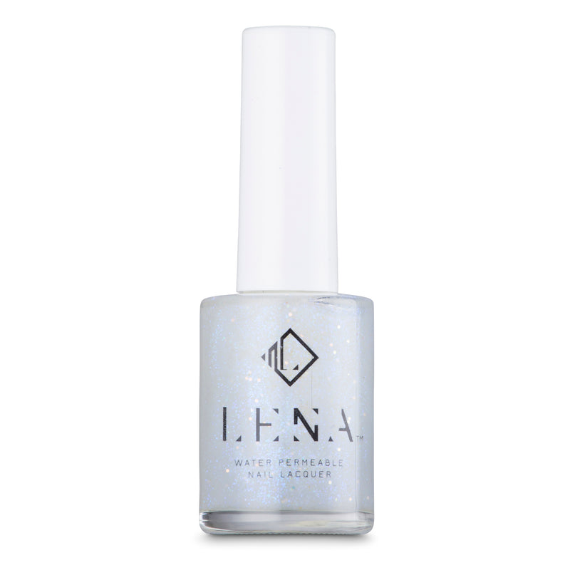 Breathable_Halal_Nail_Polish_Sequins_&_Shine_LE161_LENA