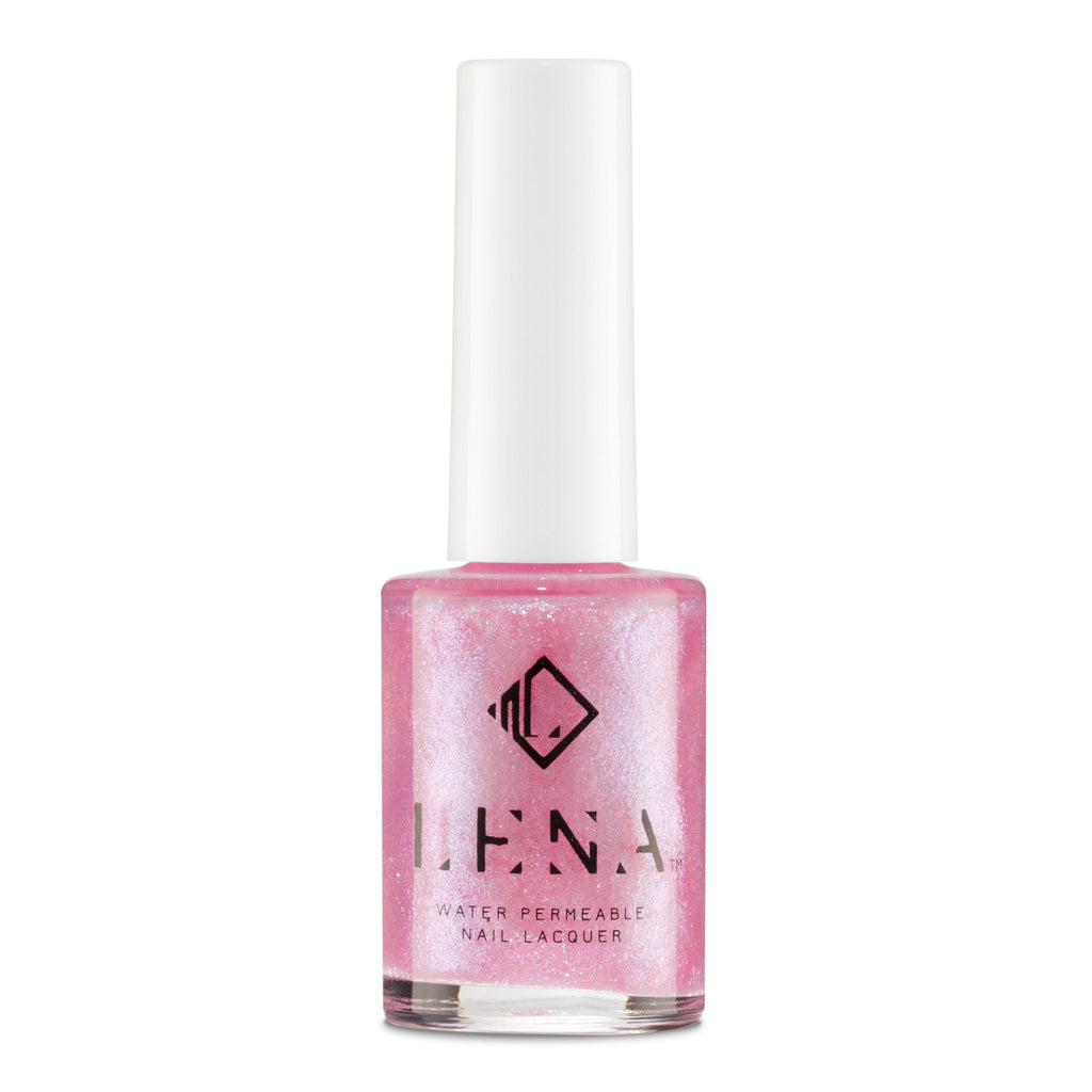 Breathable Halal Holographic Nail Polish - Mehndi Party - LE252 by LENA