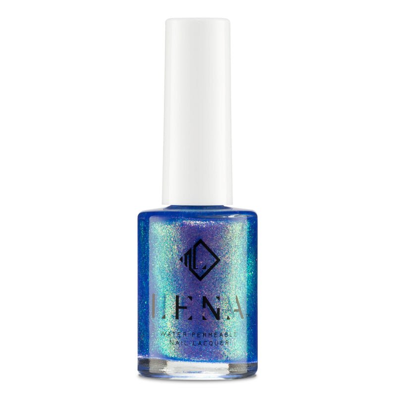 Breathable Halal Holographic Nail Polish - Miss Holographic Universe - LE260 by LENA