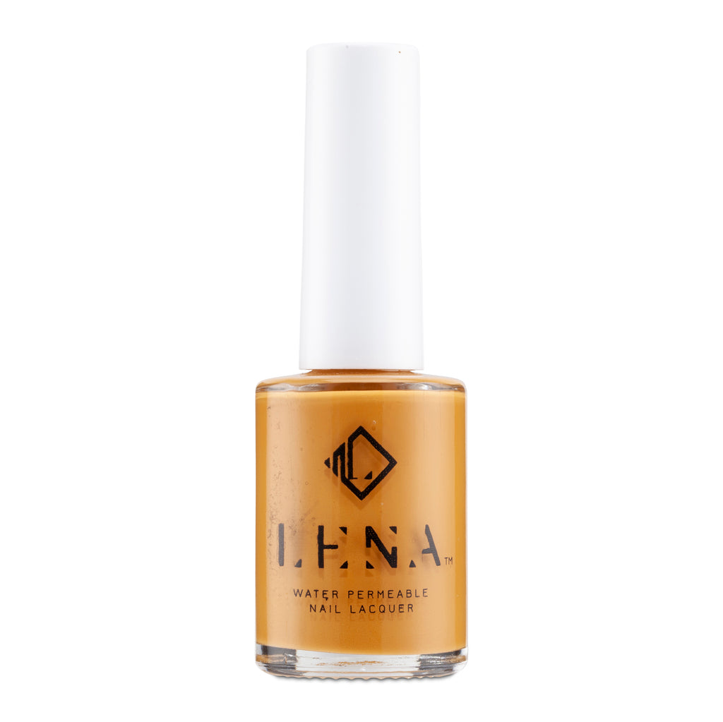 LENA Breathable Halal Nail Polish - Caramel Safari - LE282